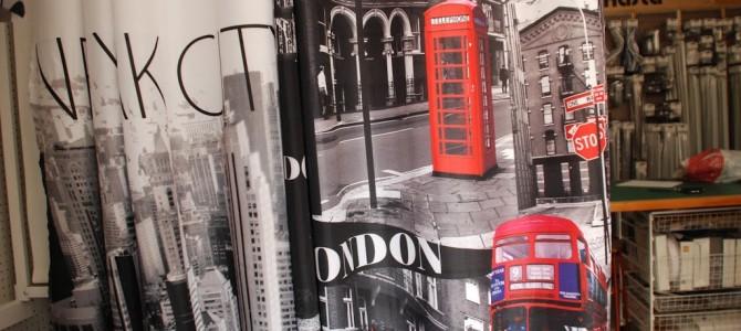 Graffitityg och Londongardiner!